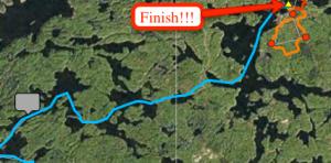 Headed Toward the Finish Line
