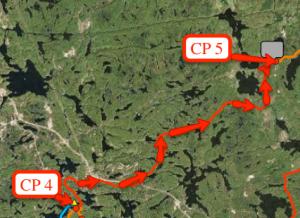 Leg #2 - 15 Mile Mountain Bike