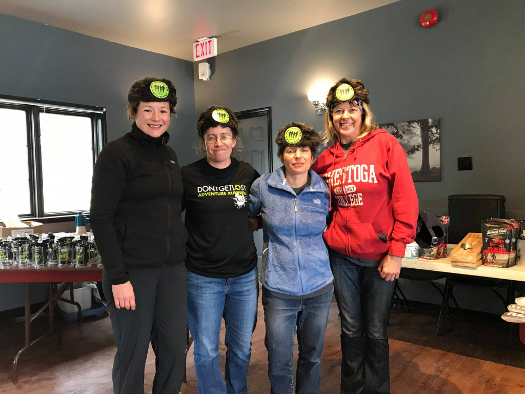 First Place Female Team Wilderness Traverse 2018